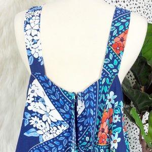 Anthropologie Dresses - Anthropologie | Maeve Tisana Floral Ruffle Dress